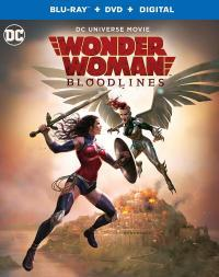 Wonder Woman: Bloodlines (2019)(Blu-ray)