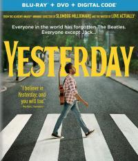 Yesterday (2019)(Blu-ray)