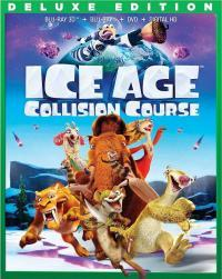 Ice Age 5: Collision Course 3D (2016)(BD50)(Blu-ray)
