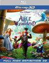 Alice in Wonderland (2010) (Blu-ray 3D)