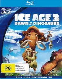 Ice Age 3: Dawn of the Dinosaurs (Blu-ray 3D)
