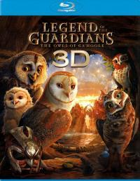 Legend of the Guardians: The Owls of Gahoole (Blu-ray 3D)