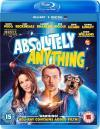 Absolutely Anything (2015)(Blu-ray)