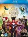 Alice Through The Looking Glass (2016)(BD50)(Blu-ray)