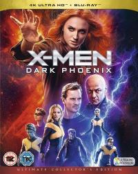 X-Men: Dark Phoenix (2019)(BD50)(Blu-ray)