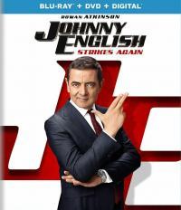 Johnny English Strikes Again (2018)(Blu-ray)