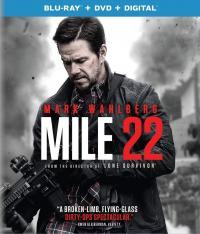 Mile 22 (2018)(BD50)(Blu-ray)