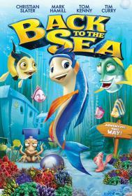 Back to The Sea (2013)(Blu-ray)