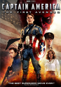 Captain America - The First Avenger (2011)(DVD-R)