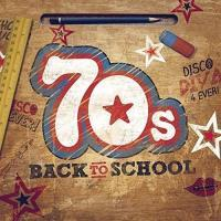 70s Back To School 2018 (2018)(Music CD)