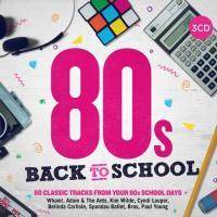 80s Back To School 2018 (2018)(Music CD)