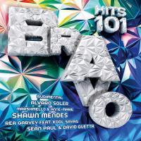 Bravo Hits Vol.101 (2018)(Music CD)