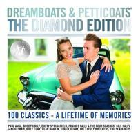 Dreamboats And Petticoats - The Diamond Edition (4CD)(2017)(Music CD)