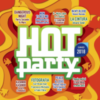 Hot Party Summer 2018 (2018)(Music CD)