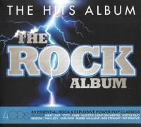 The Hits Album: The Rock Album (4CD)(2019)(Music CD)