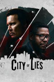 City of Lies (2019)(DVD-R)