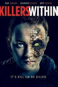 Killers Within (2019)(DVD-R)