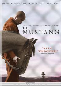 The Mustang (2019)(DVD-R)
