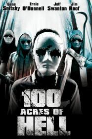 100 Acres of Hell (2019)(DVD-R)