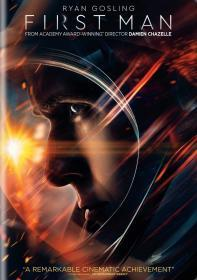 First Man (2018)(DVD-R)