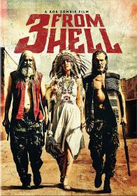 3 From Hell (2019)(DVD-R)