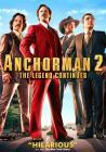 Anchorman 2: The Legend Continues (2013)(DVD-R)