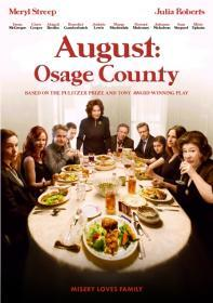 August: Osage County (2013)(DVD-R)