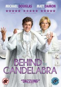 Behind The Candelabra (2013)(DVD-R)