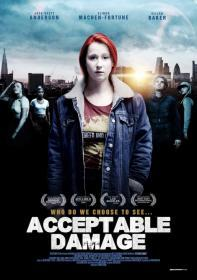Acceptable Damage (2019)(DVD-R)