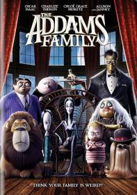 The Addams Family (2019)(DVD-R)