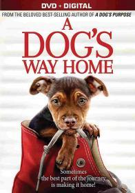 A Dogs Way Home (2019)(DVD-R)