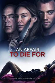 An Affair to Die For (2019)(DVD-R)