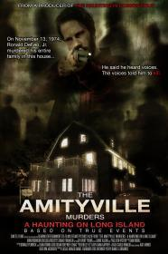 The Amityville Murders (2018)(DVD-R)
