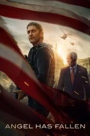 Angel Has Fallen (2019)(DVD-R)