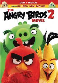 The Angry Birds 2 Movie (2019)(DVD-R)