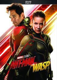Ant-Man And The Wasp (2018)(DVD-R)