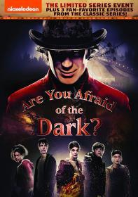 Are You Afraid of the Dark? (2020)(DVD-R)