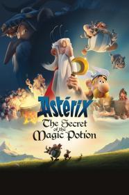 Asterix The Secret of the Magic Potion (2019)(DVD-R)