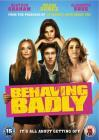 Behaving Badly (2014)(DVD-R)
