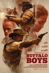 Buffalo Boys (2019)(DVD-R)