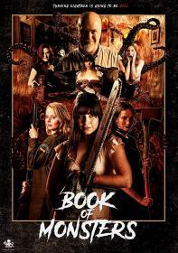 Book of Monsters (2019)(DVD-R)