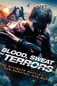 Blood, Sweat and Terrors (2018)(DVD-R)