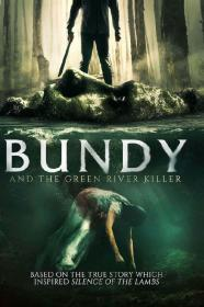 Bundy and the Green River Killer (2019)(DVD-R)