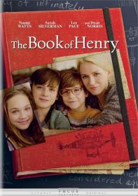 The Book of Henry (2017)(DVD-R)