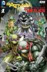 Batman vs Teenage Mutant Ninja Turtles (2019)(DVD-R)