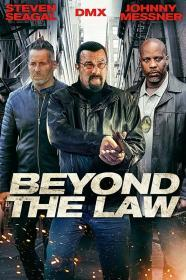 Beyond The Law (2019)(DVD-R)