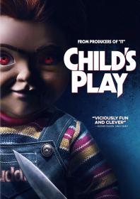Childs Play (2019)(DVD-R)
