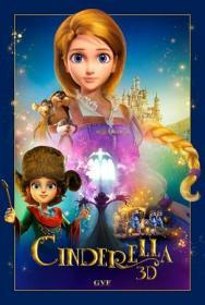 Cinderella and the Secret Prince (2019)(DVD-R)
