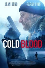 Cold Blood (2019)(DVD-R)