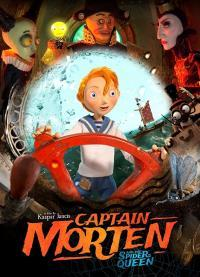 Captain Morten and the Spider Queen (2019)(DVD-R)
